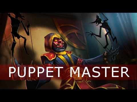 Heroes of Newerth - Dalang Puppetmaster