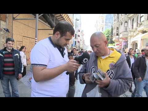 Taksim delisi Cenk 2012 - Tazikli Su Vurdular