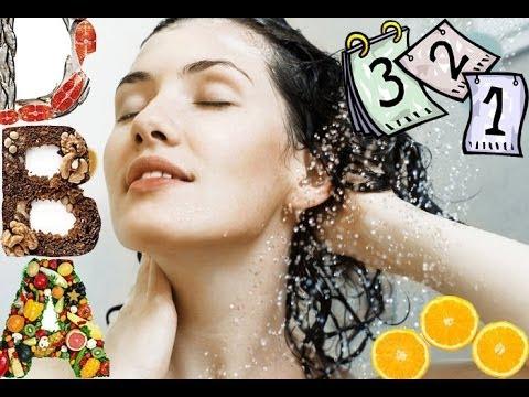Можно ли мыть голову каждый день? Витамины для роста волос