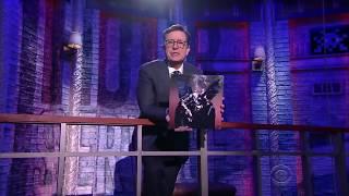Travi$ Scott - Sweet Sweet Goosebumps Live On The Late Show