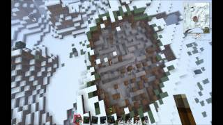 Minecraft Fun With ICBM Finale We End it Little bixy games Style [No talking]
