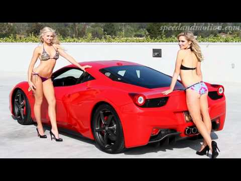 Ferrari 458 Italia and models