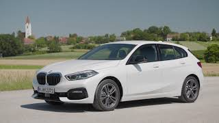The all new BMW 1 Series Exterior Design