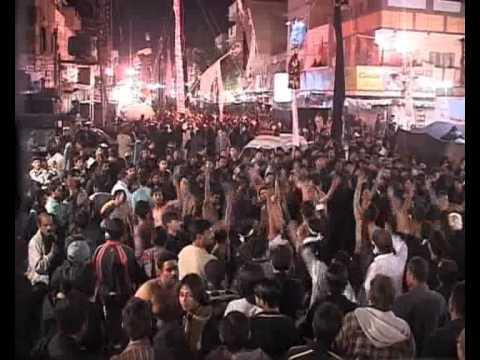 Kashif Raza Ghulaman-e-Hur 2013. Shahzadi Sakeena