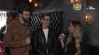 Rhett and Link at The Gamers' Choice Awards 2018