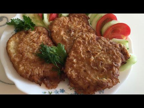 рецепт отбивных из свинины на сковороде в кляре