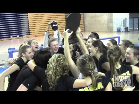 Padua Academy Celebrates 2013 Volleyball Championship