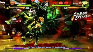 Killer Instinct-FerrariGTO1980(Jago) vs Racian(Rash)