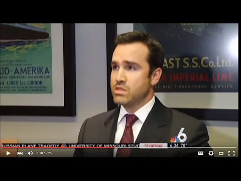 Maritime Attorney Michael Winkleman: Channel 6 News Covers Royal Caribbean Dispute