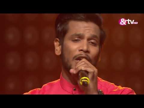 Paras Maan - Ramta Jogi  | The Blind Auditions | The Voice India 2