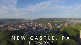 New Castle - DJI Phantom 3 - 4K