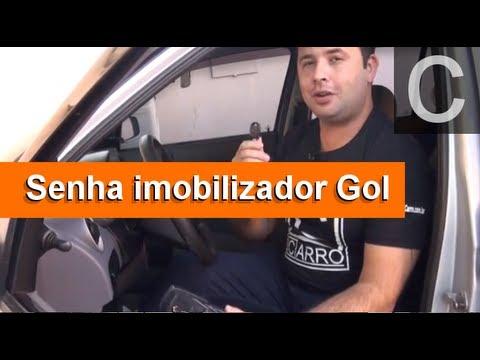 Dr CARRO Senha Imobilizador Gol