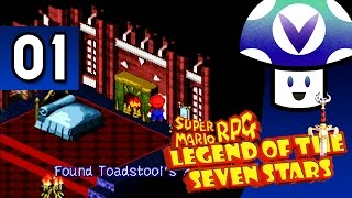 [Vinesauce] Vinny - Super Mario RPG: Legend of the Seven Stars (part 1) + Art!