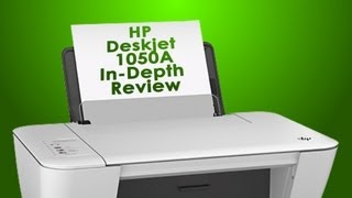 HP 1050A Inkjet Printer Extended Review