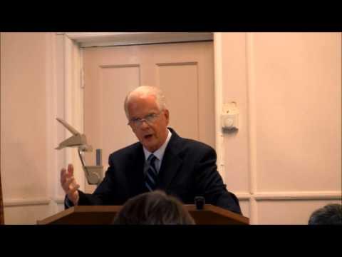 Hellier Street Gospel Hall - KJV Conference - Jack Moorman