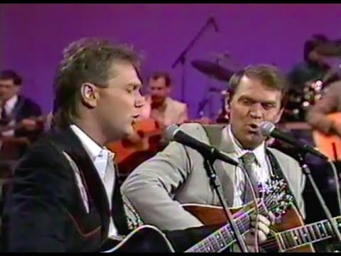 Glen Campbell - The Hand That Rocks The Cradle