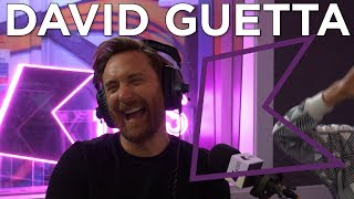 David Guetta on Dirty Sexy Money, DJ rivals & more!