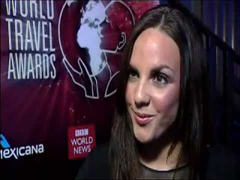 Carly Reed, Head of Public Relations, Universal Orlando, Florida @ WTA Grand Final 2009