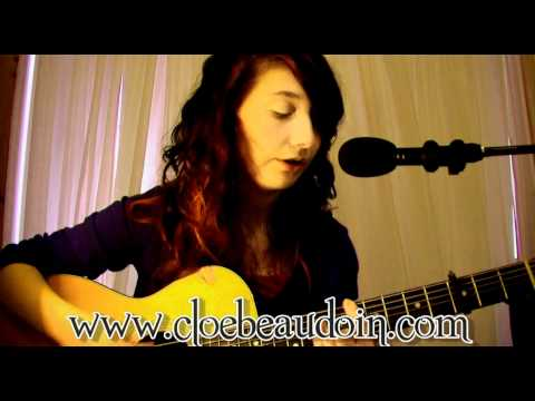 World So Cold-three Days Grace Cover By Cloebeaudoin video