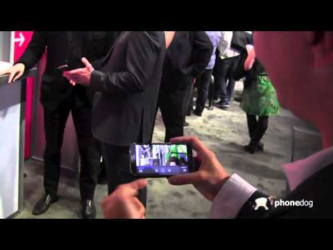 T-Mobile Samsung Galaxy S 4 Hands-On