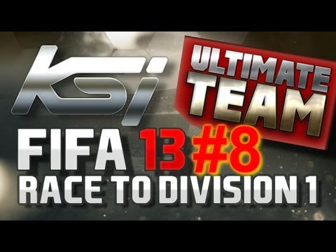 FIFA 13 Ultimate Team Race To Division One DIVISION 4