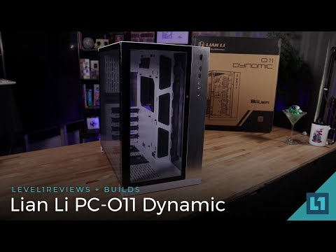 Lian Li PC-O11 Dynamic Case Review + Build