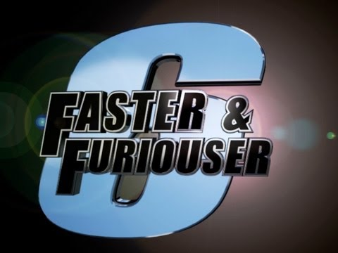 Faster & Furiouser - EPIC New Trailer!