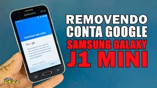 Como fazer o hard reset no Samsung Galaxy J1 Mini SM-J105B