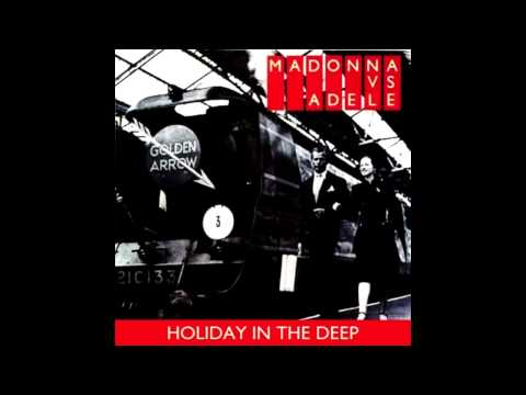Madonna vs. Adele - Holiday / Rolling In The Deep (Stelmix 4' Remix Mashup)