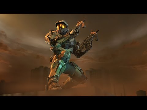 Halo 2  Mjolnir  Gungnir Mix  Halo 2 Theme Mashup