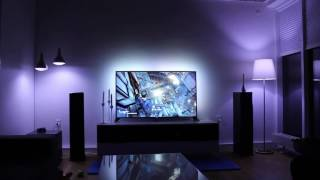 A Thief´s End + Philips Ambilight + Hue