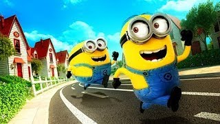 Kids Video Games - Dispicable Me: Minion Rush