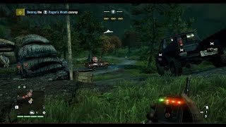 Far Cry 4 - Car Bomb Convoy Ambush (sticky-C4 brake-release)