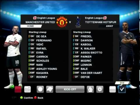 Pes 6 Option Season 2011 2012 Mediafire Free Download - Real Madrid