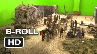 The Warrior's Way Movie - Official B-Roll  #2 (2010)