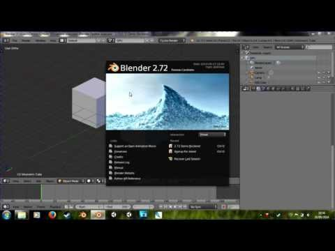 Blender 2.72 - Update overview