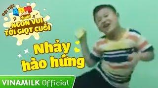 Đại tiệc ADM Gold Chuối - Cậu bé múa như siêu nhân cực cool