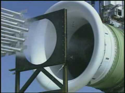 GE90-115B Gas Turbine Jet Engine Testing & Evaluation