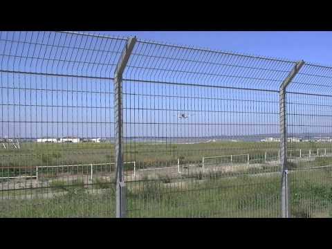 Atterrissages air France,ryanair,lufthansa... à l'aeroport de Marseille Provence