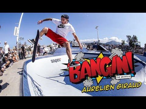 This Guy Can Skate Anything! | Aurelien Giraud BANGIN!