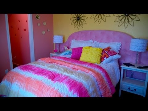 Room tour macbarbie07 youtube for Room decor youtube channel
