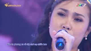 Nể phục cô gái hát ngọt ngào như Cẩm Ly đi thi giúp người nghèo cùng cực!!!