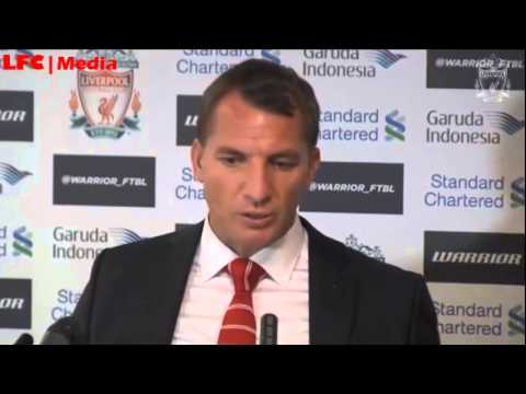 Brendan Rodgers Post Southampton Press Conference