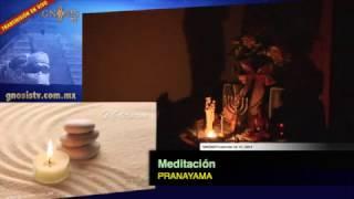 Meditación Pranayama