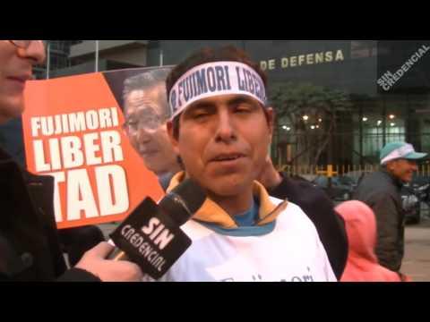 ¿Alberto Fujimori libre?