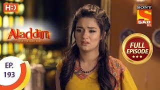 Aladdin - Ep 193 - Full Episode - 13th May, 2019