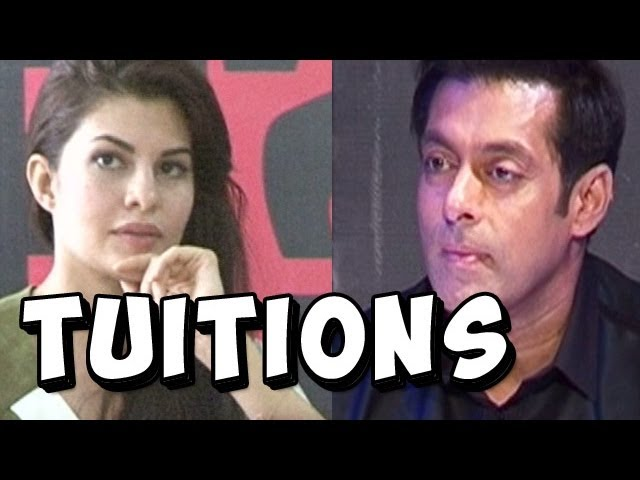 Salman Khan's heroine Jacqueline Fernandez gears up for her upcoming movie Kick