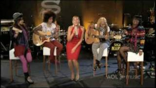 Beyonce Video - Beyonce - Irreplaceable Live @ AOL Sessions