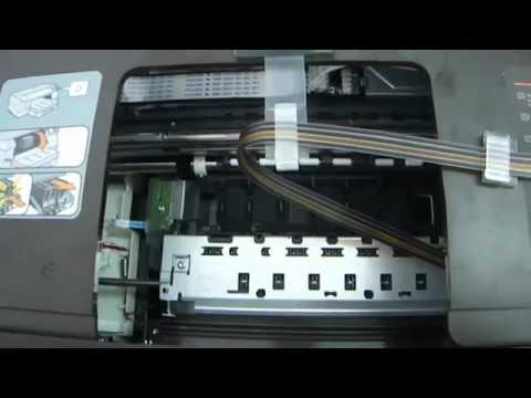 SISTEMA CONTINUO PARA HP PRO 8100/8600