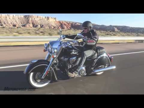 2014 Indian Chief Review